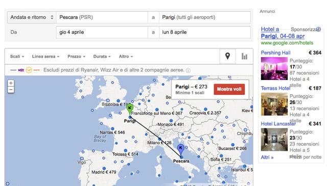 francia-flights-google