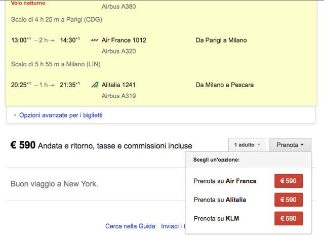 prenotazione-google-flights