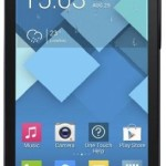 Alcatel POP C3 Smartphone, Display 4 Pollici, Dual SIM, Processore Dual Core 1.3 GHz, Bluetooth, Bluish Black [Italia]