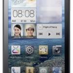 Huawei Ascend Y300 Smartphone, 4 GB, Nero