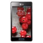 LG P710 L7II Smartphone, Nero [Italia]