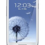 Samsung Galaxy S3 mini I8190 Smartphone, Display AMOLED da 10.2 cm (4 Pollici), Dual Core, 1 GHz, 1 GB RAM, Fotocamera 5 Megapixel, Android 4.1, Bianco marmo [Germania]