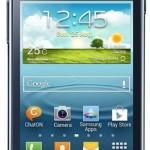 Samsung GT-S6310DBNITV Galaxy Young, Blu [Italia]