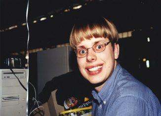 nerd ragazzo