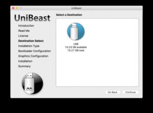 Hackintosh Creazione Penna USB Installazione Unibeast