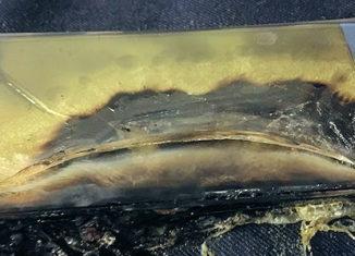 Ecco perché il Note 7 prendeva fuoco