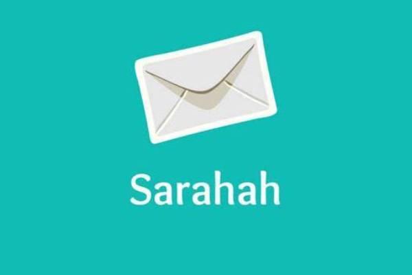Sarahah cos'è e come funziona